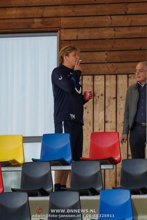 NLD/Hengelo/20120916 - Nijeloop 2012, Youri Mulder rokend