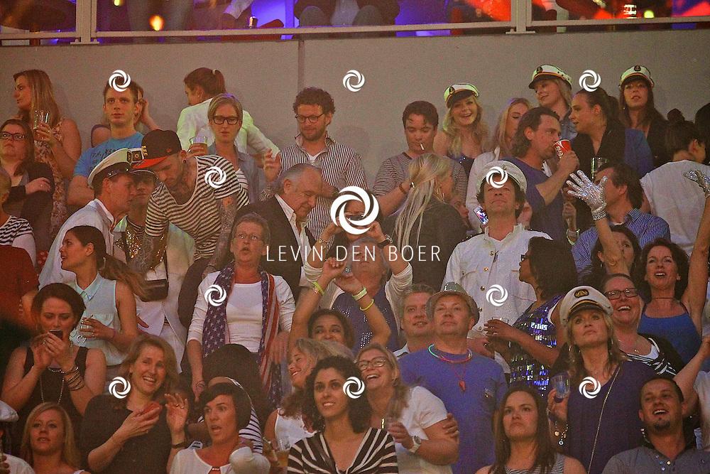 AMSTERDAM - In de ArenA is weer de achtste editie van de Toppers in Concert.  Met op de foto Ben Saunders. FOTO LEVIN DEN BOER - PERSFOTO.NU