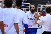 Luigi Datome<br /> Nazionale Italiana Maschile Senior<br /> Torneo dell Acropolis<br /> Italia Serbia Italy Serbia<br /> FIP 2017<br /> Atene, 23/08/2017<br /> Foto M.Ceretti / Ciamillo - Castoria