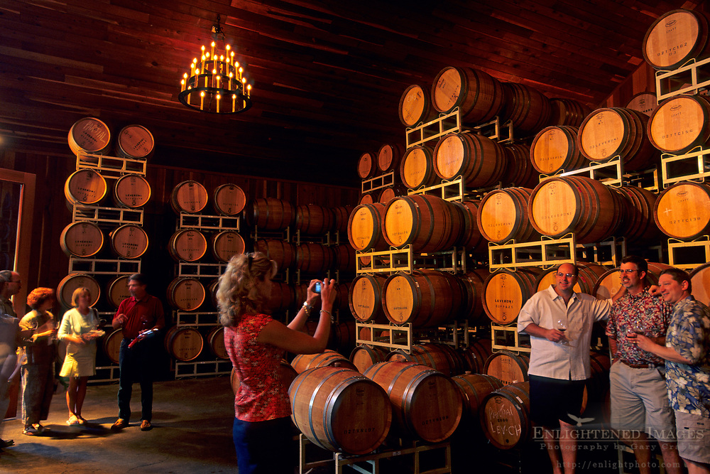 Lambert Bridge Winery, Dry Creek Road, Sonoma County, California