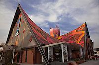 shanghai world expo 2010 - malaysia pavilion