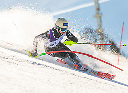14# Dvornik Pika from Slovenia during the slalom of National Championship of Slovenia 2019, on March 24, 2019, on Krvavec, Slovenia. Photo by Urban Meglic / Sportida