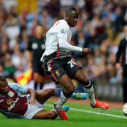 Aston Villa v Liverpool
