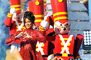ORLANDO, FL - NOVEMBER 07 2017:  Ciara performs during the taping of &quot;Disney Parks Magical Christmas Celebration&quot; at Walt Disney World on November 7, 2017 in Orlando, Florida. The &quot;Disney Parks Magical Christmas Celebration&quot; premieres on ABC, Monday, December 25, 10a.m. - 12p.m. ET.  (Photo by Gerardo Mora/IPAPHOTO.COM)<br /> <br /> FOR EDITORIAL USE ONLY<br /> NOT FOR COMMERCIAL USE<br /> <br /> PARA USO EDITORIAL SOLAMENTE / NO PARA USO COMERCIAL