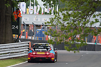 #55 Jeff Smith Eurotech Racing  Honda Civic Type R  during Round 4 of the British Touring Car Championship  as part of the BTCC Championship at Oulton Park, Little Budworth, Cheshire, United Kingdom. May 20 2017. World Copyright Peter Taylor/PSP.