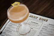 Jack Rose Libation House feature, photographed at Jack Rose Libation House in Monte Sereno, California, on March 19, 2015. (Stan Olszewski/SOSKIphoto for Content Magazine)