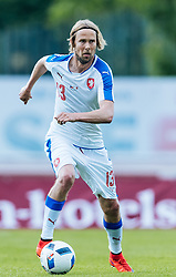 27.05.2016, Grenzlandstadion, Kufstein, AUT, Testspiel, Tschechien vs Malta, im Bild Jaroslav Plasil (CZE) // Jaroslav Plasil of Czech Republic during the International Friendly Match between Czech Republic and Malta at the Grenzlandstadion in Kufstein, Austria on 2016/05/27. EXPA Pictures © 2016, PhotoCredit: EXPA/ JFK