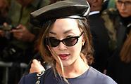 PFW Dior Arrivals - 26 Sep 2017