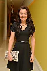 SAMANTHA BARKS at a pre party for the English National Ballet's Christmas performance of The Nutcracker was held at the St.Martin's Lane Hotel, St.Martin's Lane, London on 12th December 2013.