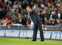 Photo: Richard Lane/Sportsbeat Images.<br />England v Croatia. UEFA European Championships Qualifying. 21/11/2007. <br />Croatia manager, Slaven Bilic.