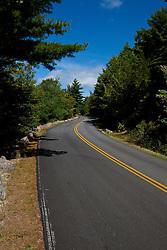 Park Loop Road, Acadia National Park, Maine, United States of America