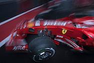 Sao Paulo,SP, Brasil, 19/10/2007 - 09h04: FORMULA-1:Sexta, treino livre para o Grande Premio Brasil de Formula 1 no autodromo de Interlagos. Felipe Massa (Ferrari), Lewis Hamilton (Mc Laren) Kimi Raikkonen (Ferrari), Fernando Alonso (Mc Laren), Bruno Senna, Nelsinho Piquet, Ron Dennis. (foto: Caio Guatelli/Folha Imagem)