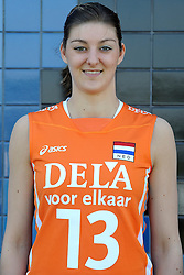 02-06-2010 VOLLEYBAL: NEDERLANDS VROUWEN VOLLEYBAL TEAM: ALMERE<br /> Reportage Nederlands volleybalteam vrouwen / Anne Buijs<br /> ©2010-WWW.FOTOHOOGENDOORN.NL
