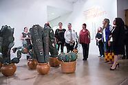 Desert Botanical Garden Exhibit with Margarita Cabrera