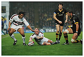 London wasps v Leicester Tigers. 21-11-04. Season 2004-2005