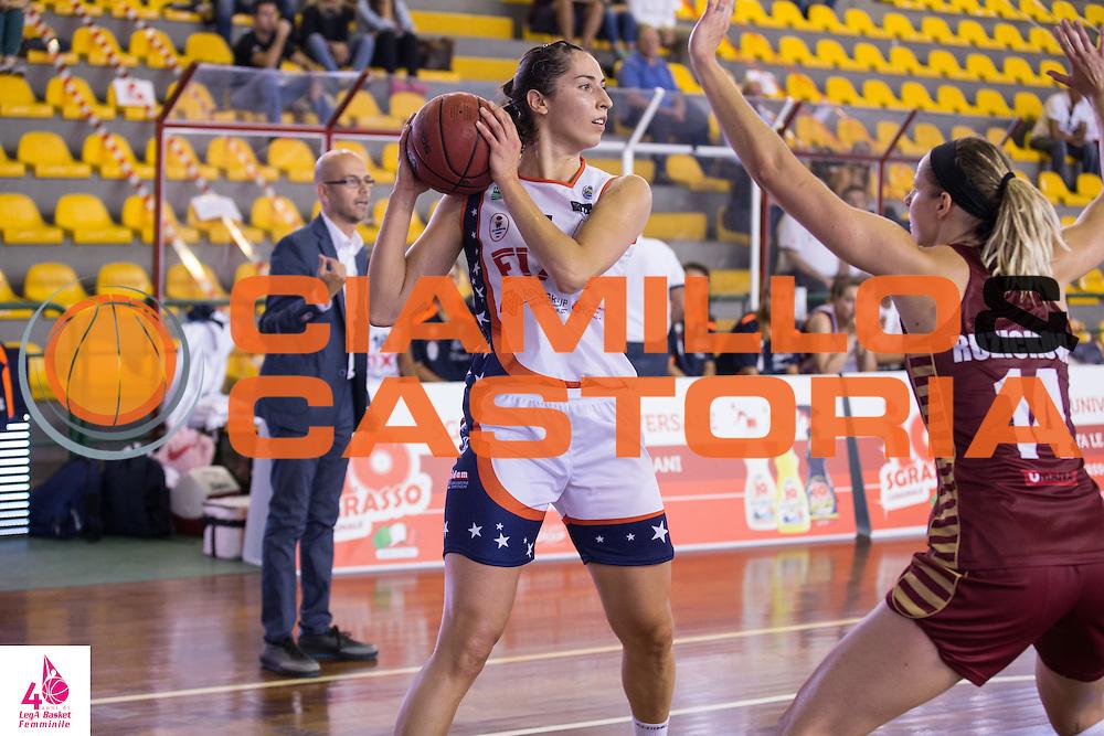 Ivana Tikvic<br /> Umana Reyer Venezia Fixi Piramis Torino<br /> LegA Basket Femminile 2016/2017<br /> Lucca, 02/10/2016<br /> Foto Elio Castoria/Ciamillo-Castoria