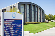 Cerritos College Campus Stock Photo