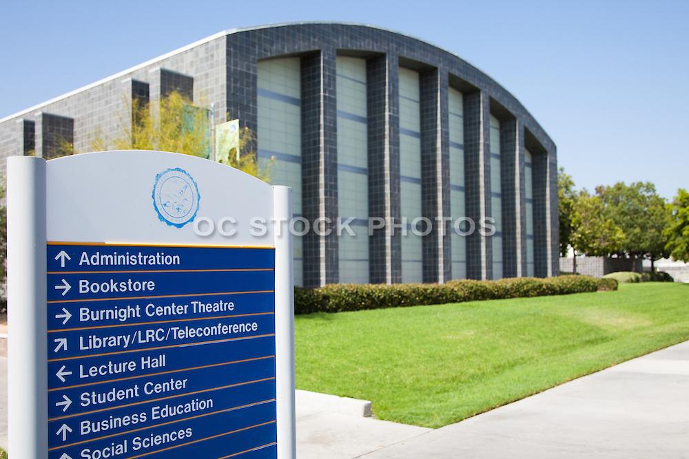 Cerritos College Campus Stock Photo