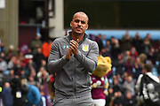 Aston Villa striker Gabriel Agbonlahor (11) makes his way to the pitch during the EFL Sky Bet Championship match between Aston Villa and Derby County at Villa Park, Birmingham, England on 28 April 2018. Picture by Jon Hobley.