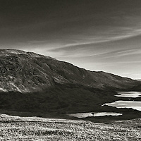 Loch an Eilein, Loch an Ellen and Loch Airdeglais, Isle of Mull