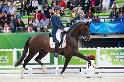 Diederik van Silfhout, (NED),  Arlando TN N.O.P. - Grand Prix Special Dressage - Alltech FEI World Equestrian Games™ 2014 - Normandy, France.<br /> © Hippo Foto Team - Leanjo de Koster<br /> 25/06/14