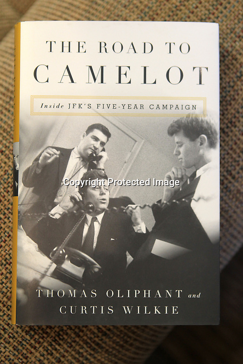 """""""The Road to Camelot"""" by Author Curtis Wilkie"""