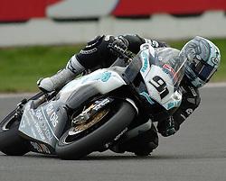 Leon Haslam Airwaves Ducati 999 , Round 12 ,British Superbike Champ Silverstone 17/9/06