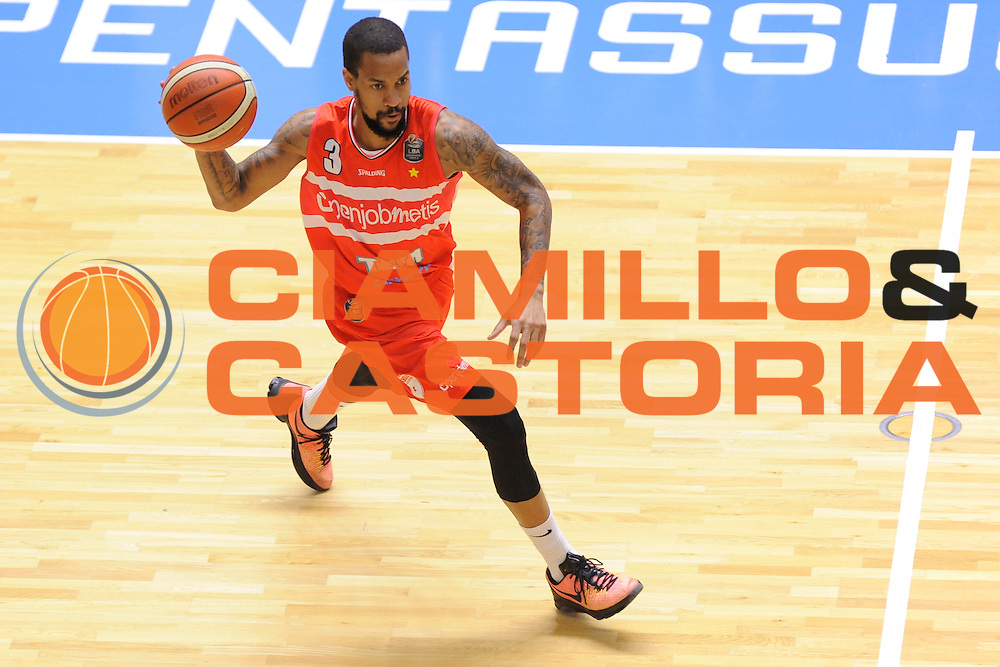 Maynor Eric<br /> Enel Brindisi, Openjobmetis Varese<br /> Lega Basket Serie A 2016/2017<br /> Brindisi, 26/02//2017<br /> Foto Ciamillo-Castoria
