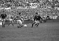Ireland V Scotland in Lansdowne Road, Dublin, 15/10/1986 (part of the Independent Newspapers Ireland/NLI Collection).