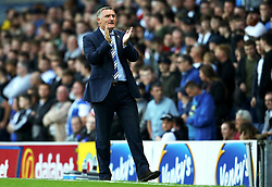Blackburn Rovers manager Tony Mowbray - Mandatory by-line: Matt McNulty/JMP - 23/08/2017 - FOOTBALL - Ewood Park - Blackburn, England - Blackburn Rovers v Burnley - Carabao Cup - Second Round