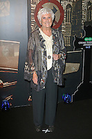 Beryl Vertue, Specsavers Crime Thriller Awards, Grosvenor House Hotel, London UK, 24 October 2014, Photo by Richard Goldschmidt