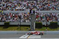 Scott Dixon, Pocono INDYCAR 400, Pocono Raceway, Long Pond, PA USA 07/0723/13