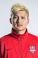 **EXCLUSIVE**Portrait of Chinese soccer player Jiang Jiajun of Chongqing Dangdai Lifan F.C. SWM Team for the 2018 Chinese Football Association Super League, in Chongqing, China, 27 February 2018.
