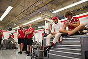 October 23-25, 2015: United States GP 2015: Will Stevens (GBR) Manor Marussia F1 Team, Roberto Merhi (SPA) Manor Marussia F1 Team