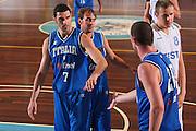 DESCRIZIONE : Cagliari Torneo Internazionale Sardegna a canestro Italia Estonia <br /> GIOCATORE : Matteo Soragna <br /> SQUADRA : Nazionale Italia Uomini Italy <br /> EVENTO : Raduno Collegiale Nazionale Maschile <br /> GARA : Italia Estonia Italy Estonia <br /> DATA : 13/08/2008 <br /> CATEGORIA : Esultanza <br /> SPORT : Pallacanestro <br /> AUTORE : Agenzia Ciamillo-Castoria/S.Silvestri <br /> Galleria : Fip Nazionali 2008 <br /> Fotonotizia : Cagliari Torneo Internazionale Sardegna a canestro Italia Estonia <br /> Predefinita :