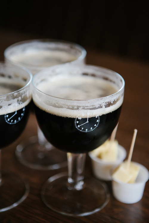 Scotch CTS beer in La Maisons des Huit Heures