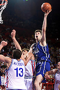 Francia 01/07/1999<br /> Campionati Europei di Basket Francia 1999<br /> Italia-Russia<br /> Gregor Fucka