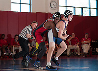 St Paul's School Varsity Wrestling .  ©2014 Karen Bobotas Photographer