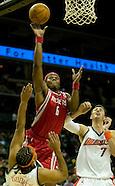 20071111 NBA Rockets v Bobcats