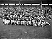 28/9/1952<br /> 9/28/1952<br /> 28 September 1952<br /> GAA All Ireland Senior Football Final - <br />  Meath vs Cavan<br /> The Meath Team