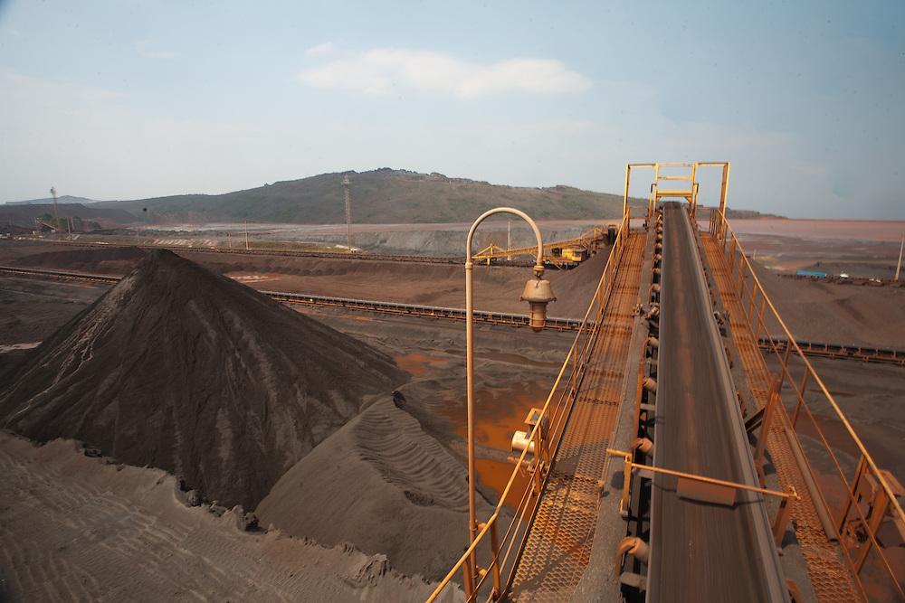 Nova Lima_MG, Brasil...Mina Capitao do Mato em Congonhas, Minas Gerais...Capitao do Mato mining in Congonhas, Minas Gerais...Foto: JOAO MARCOS ROSA / NITRO