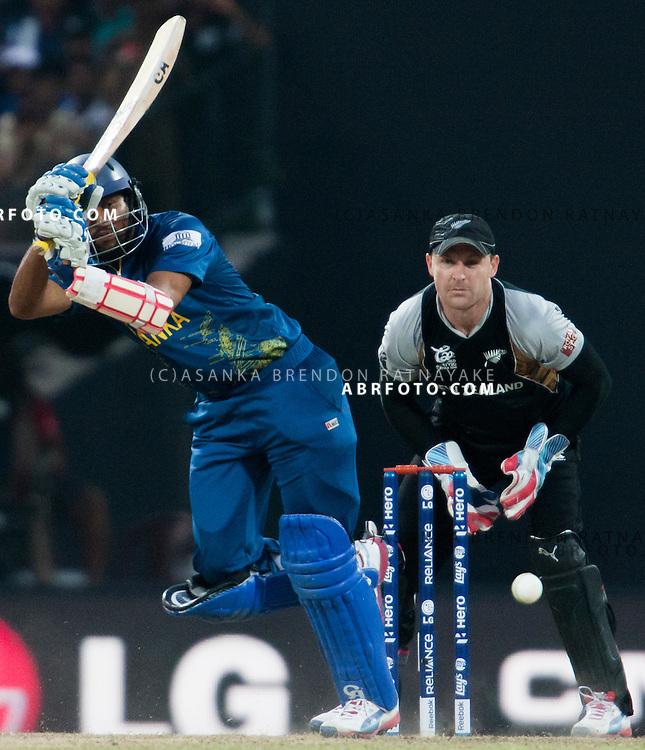 Tillakaratne Dilshan batting the ICC world Twenty20 Cricket held in Sri Lanka.