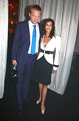 TERI HATCHER and PAUL BETTANY at the 2006 Glamour Women of the Year Awards 2006 held in Berkeley Square Gardens, London W1 on 6th June 2006.<br />
