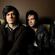 NEW YORK, NY - FEBRUARY 3:  This Providence photographed backstage during MTV'S Diary of a Music Fan with Motion City Soundtrack shoot at Irving Plaza on Wednesday February 3rd, 2010 in New York City, New York.<br /> <br /> (Photo by Fernando Leon/PictureGroup)*Exclusive*