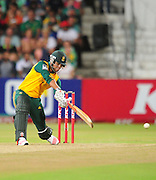 JP Duminy, South Africa during the 2015 KFC T20 International Series cricket match between South Africa and West Indies at the Kingsmead Stadium in Durban on the 14th of January 2015<br /> <br /> ©Sabelo Mngoma/BackpagePix