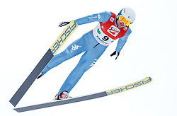 18.12.2016, Nordische Arena, Ramsau, AUT, FIS Weltcup Nordische Kombination, Skisprung, im Bild Lukas Runggaldier (ITA) // Lukas Runggaldier of Italy during Skijumping Competition of FIS Nordic Combined World Cup, at the Nordic Arena in Ramsau, Austria on 2016/12/18. EXPA Pictures © 2016, PhotoCredit: EXPA/ JFK