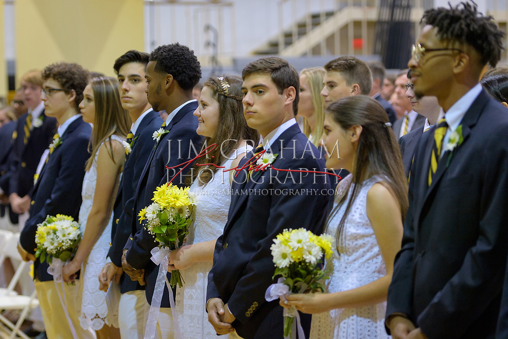 at The Tatnall School's 2017 Commencement exercises in Greenville, De. on 10 June 2017. Photograph © Jim Graham 2017
