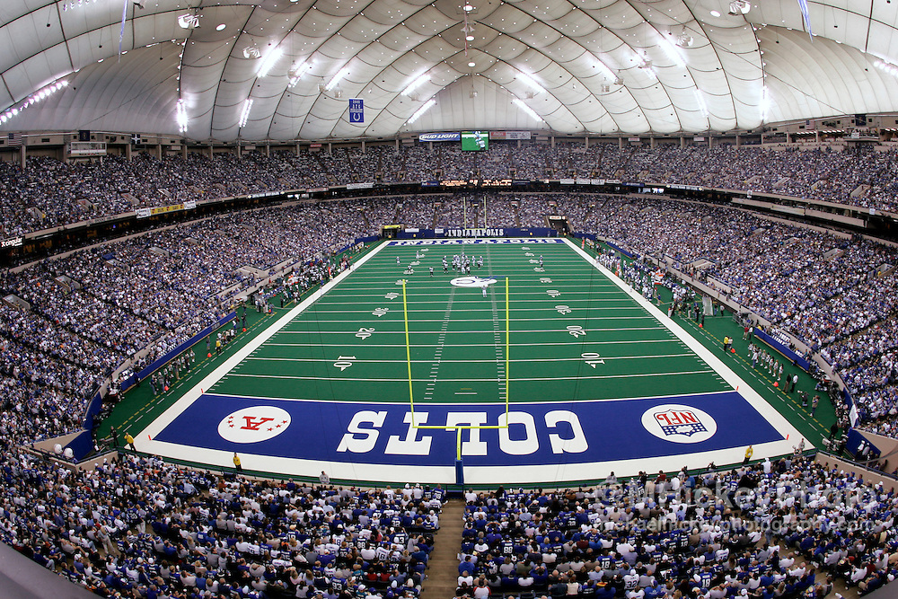 Overall of RCA Dome