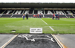 The iPro Stadium home of Derby County - Mandatory byline: Robbie Stephenson/JMP - 07966 386802 - 03/10/2015 - FOOTBALL - iPro Stadium - Derby, England - Derby County v Brentford - Sky Bet Championship