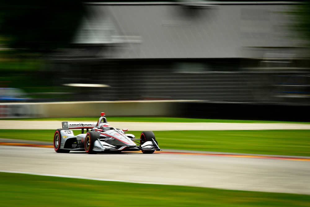 Will Power, Team Penske Chevrolet<br /> Friday 22 June 2018<br /> KOHLER Grand Prix at Road America<br /> Verizon IndyCar Series<br /> Road America WI USA<br /> World Copyright: Scott R LePage